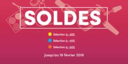 Soldes Marionnaud Purpan -50%