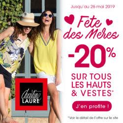 Fête des Mères Christine Laure Centre Commercial Carrefour Purpan